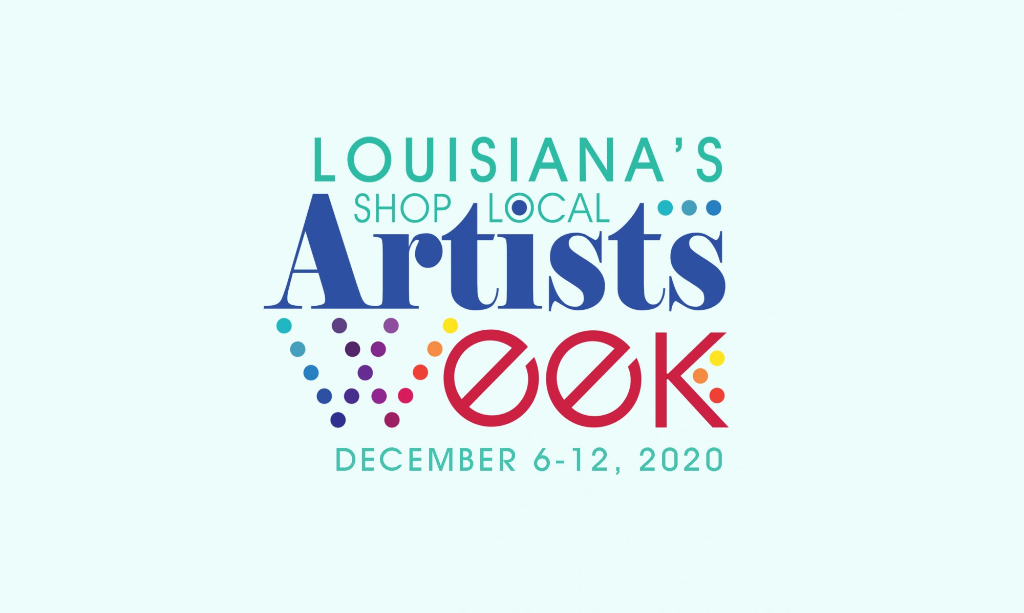 Shop Local Artists Week