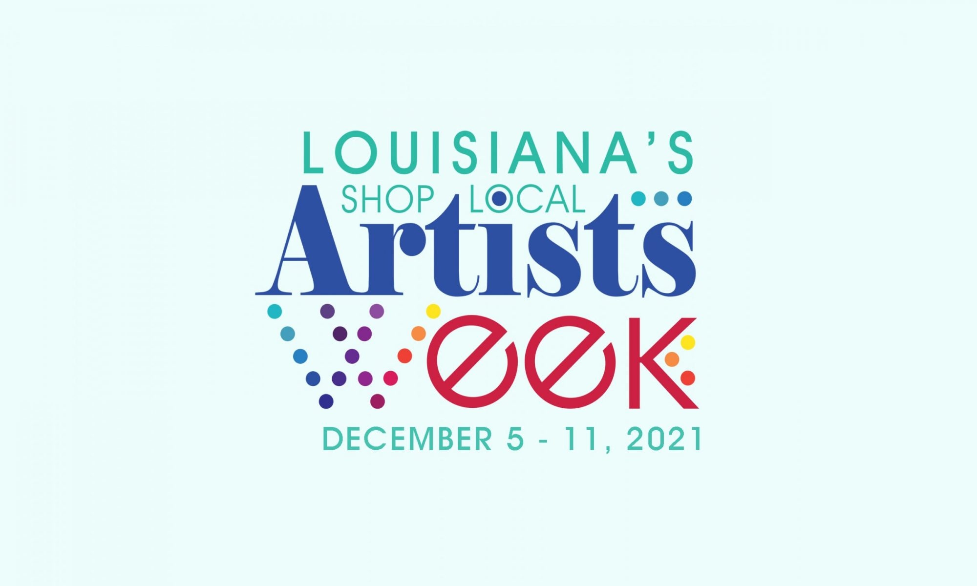 Shop Local Artists Week